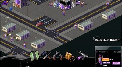 Cellphone in Saints Row Total Control