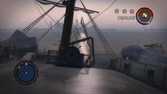 Shipwreck Cove - bridge