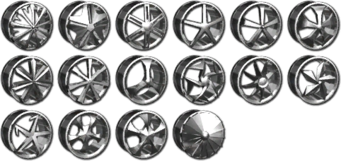 Vehicle Customization - Spinners in Saints Row 2