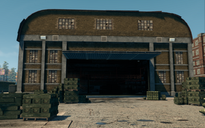 Guard Armory exterior in Saints Row The Third