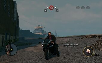 Kenshin - front with logo in Saints Row The Third