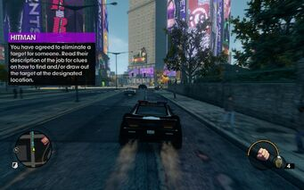 Assassination tutorial in Saints Row The Third