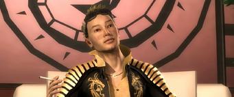 Shogo Akuji - The Model of Discipline cutscene