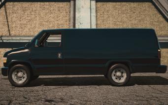 Anchor - CS Van - left in Saints Row IV