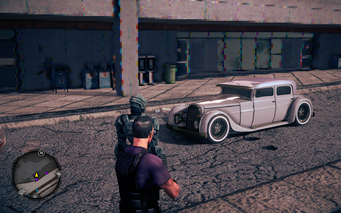 Relic location in Saints Row IV