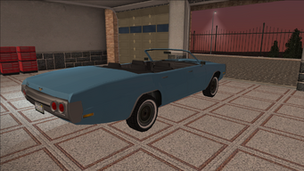 Saints Row variants - Cavallaro - VK06 - rear right