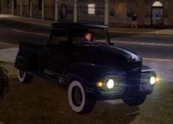 Betsy - front right with headlights in Saints Row