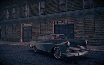Hollywood - front right in Saints Row IV