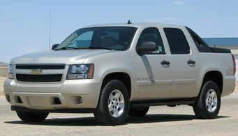 Criminal - 2007 Chevrolet Avalanche LS in real life