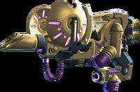 SRIV Explosives - Black Hole Launcher - Singularity Gun - Gold-Plated