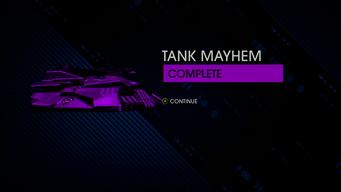 Tank Mayhem complete SRIV livestream