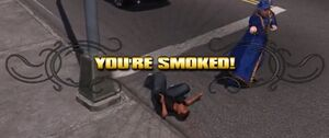 You're Smoked SR