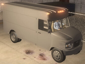 Delivery Truck - front right in Saints Row 2