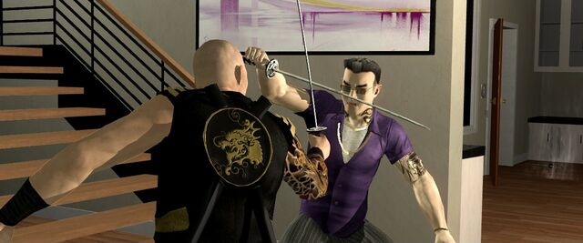 File:Bleeding Out - Johnny fighting a Ronin member.jpg