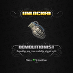 Saints Row unlockable - Weapons - Demolitionist - Grenades