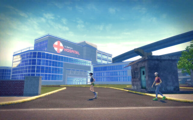 File:Athos Bay in Saints Row 2 - St Matthew's Hospital.jpg