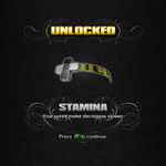 Saints Row unlockable - Abilities - Stamina - decreases slower