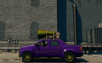 Torbitron - left in Saints Row The Third