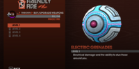 Electric Grenades