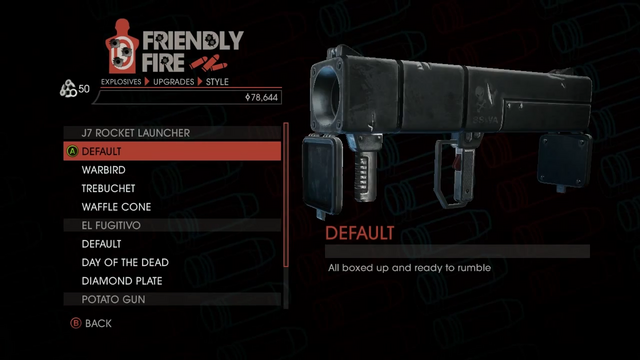 File:Weapon - Explosives - RPG - J7 Rocket Launcher - Default.png