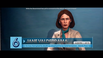 STAG Film Jane Valderamma newscast