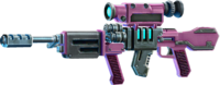 SRIV Rifles - Automatic Rifle - EM Railgun - Hot Pink