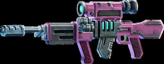 File:SRIV Rifles - Automatic Rifle - EM Railgun - Hot Pink.png