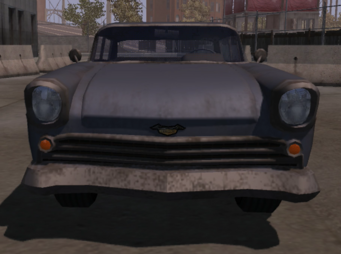 Hollywood - front in Saints Row