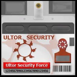 SR2 Badge UltorSecurity