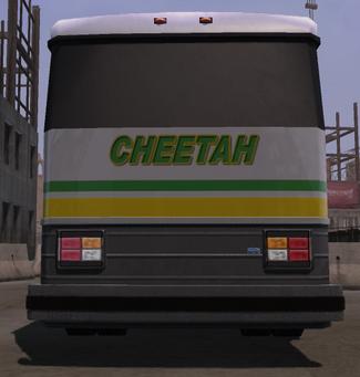 Cheetah - rear in Saints Row