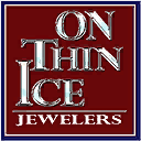 On Thin Ice - small sign
