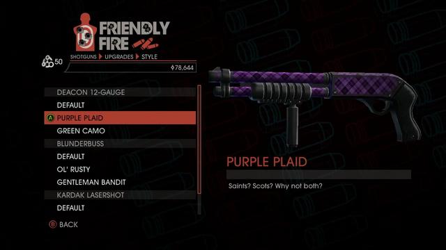 File:Weapon - Shotguns - Pump-Action Shotgun - Deacon 12-Gauge - Purple Plaid.png