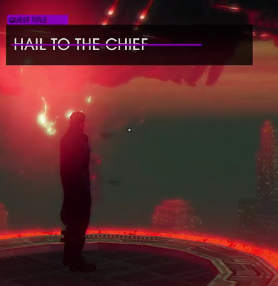 Hail to the Chief quest - Gamespot gameplay video