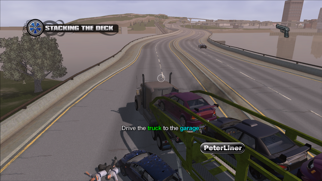 File:Stacking the Deck objective - Drive the truck to the garage.png