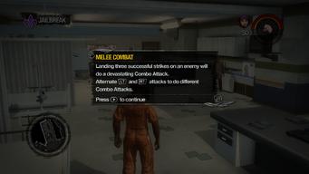 Jailbreak - melee combat combo tutorial