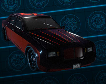 Justice - Morningstar variant in Saints Row IV garage