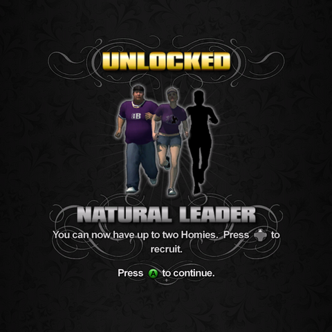 File:Saints Row unlockable - Homies - Natural Leader - 2 Homies.png