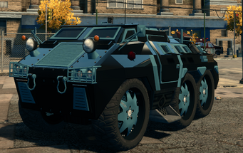 Bear - Deckers variant - front left in Saints Row The Third