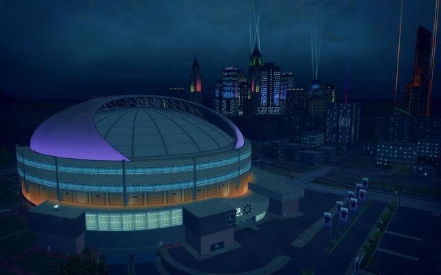 File:Ultor Dome in Saints Row 2 - aerial view.jpg
