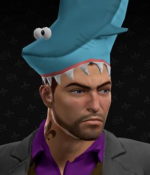 SRTT Outfit - Shark Bite (male)