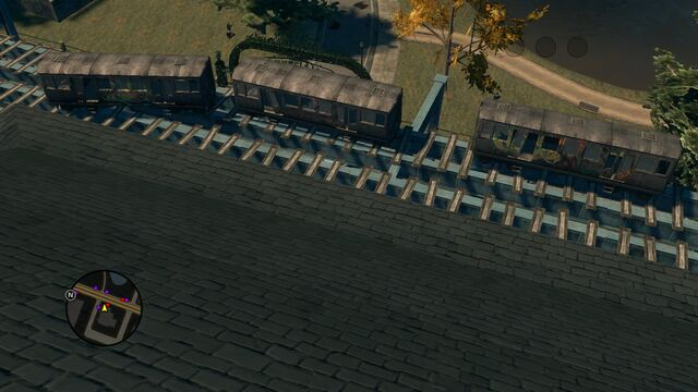 File:Top view of brokens trains in Sunset Park in Saints Row The Third.jpg