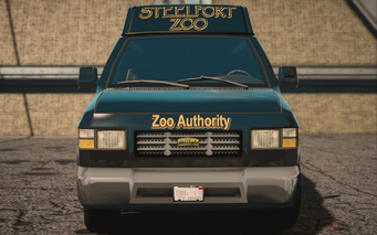 Saints Row IV variants - Anchor Escort1 - front