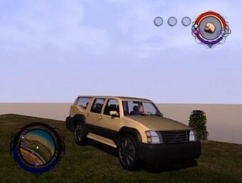 Mag - front right in Saints Row