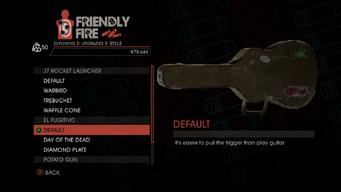 Weapon - Explosives - RPG - El Fugitivo - Default