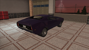 Saints Row variants - Hammerhead - Gang 3SS lvl3 - rear right