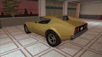 Saints Row variants - Venom Classic - Beater - rear left