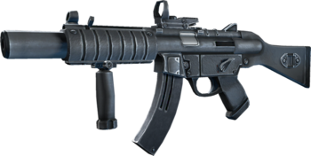 SRIV SMGs - Heavy SMG - SWAT SMG - Default