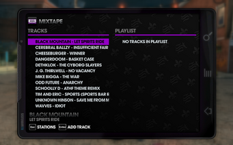 Saints Row The Third radio stations adult swim