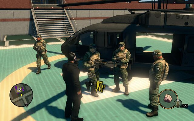 File:SNG soldiers - 4 on Saints HQ helipad in Saints Row The Third.jpg