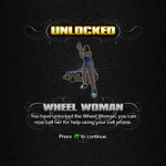 Saints Row unlockable - Homies - Wheel Woman